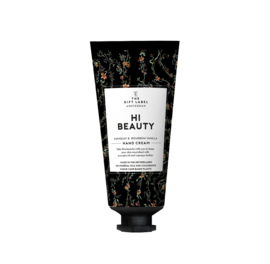 1212047 | Hand cream tube - Hi beauty | The Gift Label