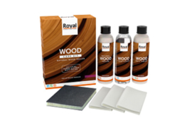 Natural Wood Sealer - Wood Care Kit