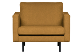 801541-F | Rodeo stretched fauteuil fudge | BePureHome
