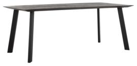 BT 611235 | Timeless Black eettafel Shape 200 cm | DTP Home
