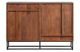 377158-N | Forrest 2-deurs dressoir mango hout naturel | WOOOD Exclusive