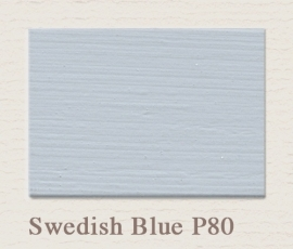 P81 Swedish Blue, Eggshell (0.75L)