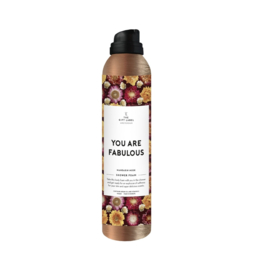 1030017   Doucheschuim 200ml - You are fabulous   The Gift Label