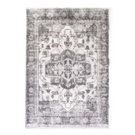 196121 | Carpet Alix 200x290 cm - grey | By-Boo