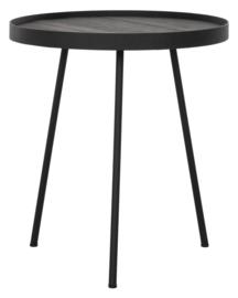HI 301131 | Salontafel Saturnus zwart small - 45xØ40 cm | DTP Home
