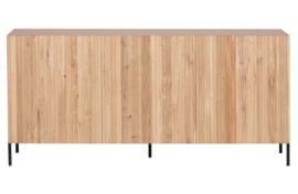 373383-N | Gravure dressoir eiken naturel [fsc] | WOOOD Exclusive