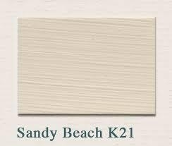 Sandy Beach K21, Matt Emulsions (2.5LT)
