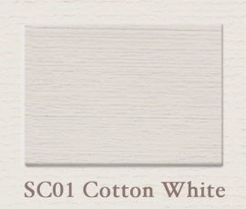 SC 01 Cotton White, Eggshell (0.75L)