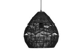 377104-Z | Adelaide hanglamp zwart ø35cm | WOOOD Exclusive