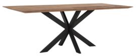 TI 520633 | Timeless eettafel Curves 210 cm | DTP Home