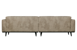 378657-105 | Statement 4-zits bank 280 cm - elephant skin | BePureHome