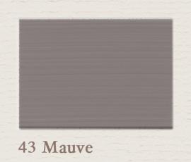 43 Mauve, Eggshell (0.75L)
