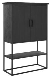 BT 438125 | Timeless Black bergkast Beam small | DTP Home