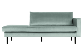 800746-144 | Rodeo daybed right velvet mint | BePureHome
