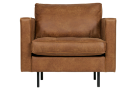 800888-C Rodeo classic fauteuil cognac | BePureHome