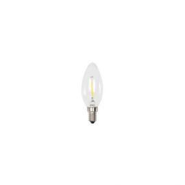 9900100 | LED kaars Ø5x10 cm LIGHT 2W helder E14 | Light&Living