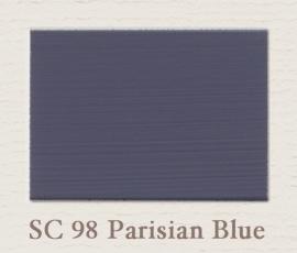SC 98 Parisian Blue, Eggshell (0.75L)