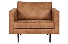 378608-B | Rodeo fauteuil cognac  | BePureHome