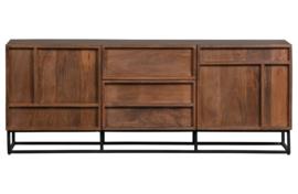 377156-N | Forrest tv meubel mango hout naturel | WOOOD Exclusive