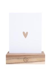 Kaartenstandaard 12cm | Zusss