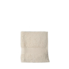 980000 | Gezichtsdoekje natural white - 30x30 | Bo Weevil