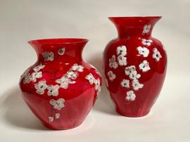 Blossom Rood Buikvaas 48 cm