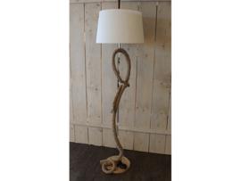 Scheepstouw Lamp 170 cm