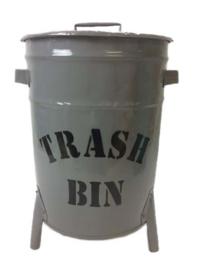 Emmer/Trash Bin Grijs (50 x30 cm)