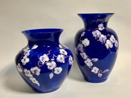 Blossom Blauw Buikvaas 48 cm