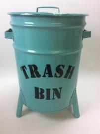 Emmer/Trash Bin Blauw XL (60x40 cm)