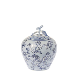 Riverdale Ceylon pot light blue 403120