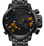 Weide WG 93002 Zwart/Oranje