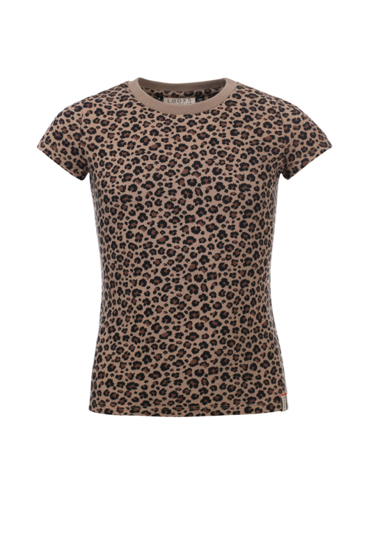 Looxs shirt animal print