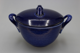 TUREEN WITH LID 1.35L (B) - BLUE