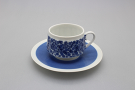DORIA COFFEE CUP AND SAUCER (A)