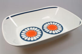 """DAISY"" SERVING DISH"