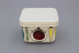 BUTTER DISH NO. 43