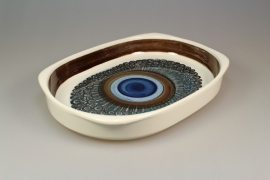 OVAL DISH SMALL