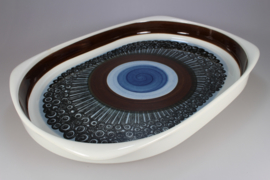 OVAL DISH LARGE (B)
