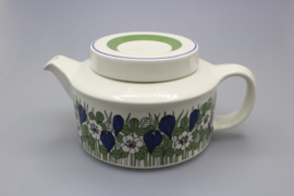 TEAPOT WITH INFUSER - COLOUR