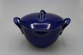 TUREEN WITH LID 1.35L (C) - BLUE