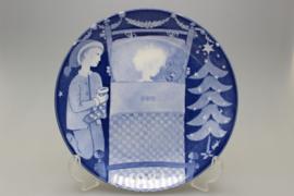 CHRISTMAS PLATE 1981
