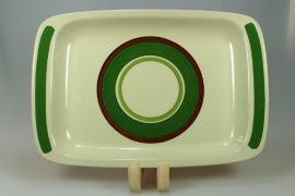 """VINJE"" SERVING DISH LARGE"
