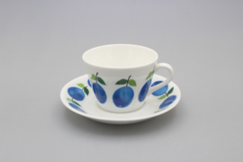 COFFEE CUP AND SAUCER (C)