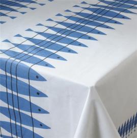 "DESIGNER TABLE-CLOTH ""SILL"" - ACRYLIC COATED"