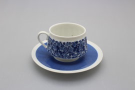 DORIA COFFEE CUP AND SAUCER (B)