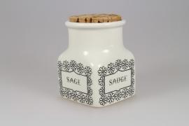 "ARABIA SPICE JAR ""SALVIA"""