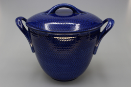 TUREEN WITH LID 2.75L - BLUE