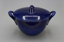 TUREEN WITH LID 1.35L (A) - BLUE