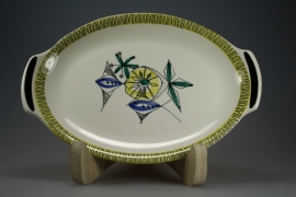OVAL SERVING PLATTER SMALL